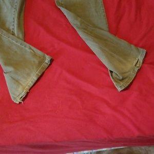 BeBop Pants - BeBop Khaki pants